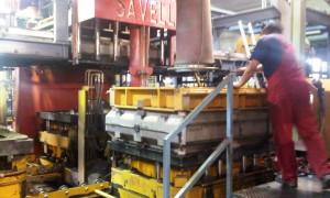 SAVELLI F2 molding machine SCHERB