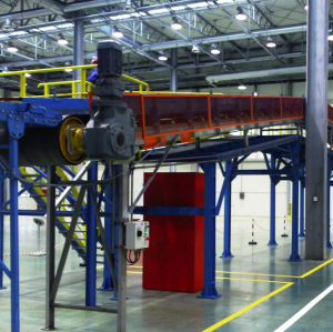 SAVELLI belt conveyors