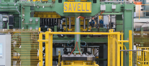 SAVELLI molding machine web1