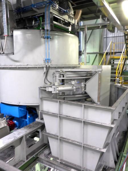 SAVELLI SGMT3200 sand mixer in Glisenti2