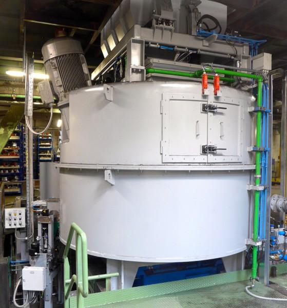 SAVELLI SGMT3200 sand mixer in Glisenti3