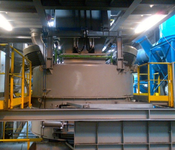 SAVELLI SGMT6000 sand mixer for LeadTime2