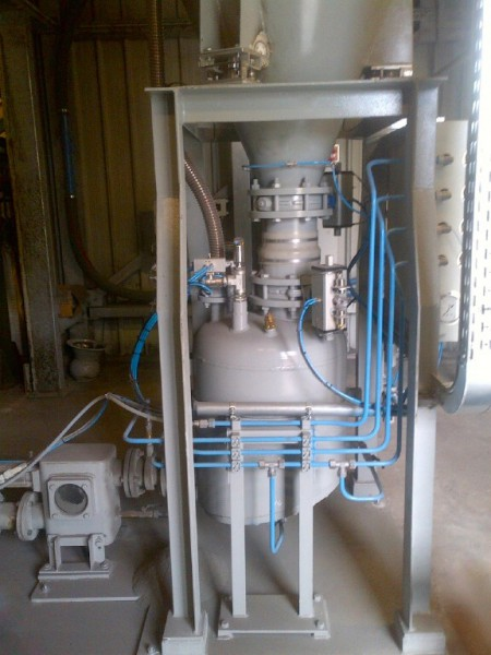 SAVELLI SGMT6000 sand mixer for LeadTime3