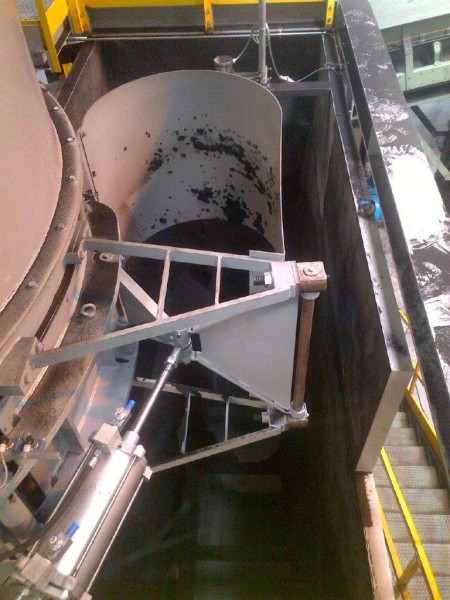 SAVELLI SGMT6000 sand mixer for LeadTime4
